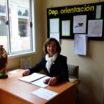 Orientadora Patricia Barahona